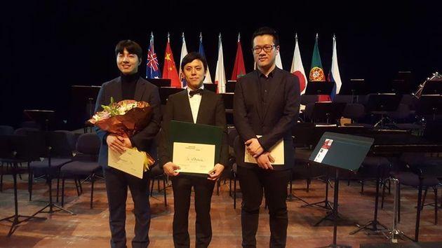 La 18e édition du concours international de musique de l'OPM a désigné ses