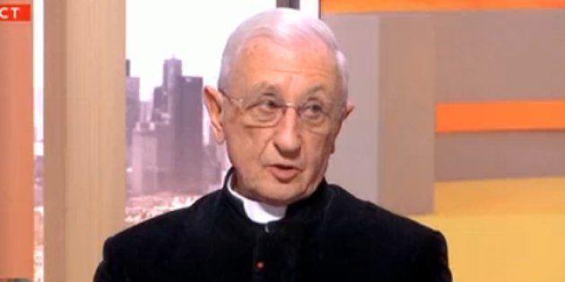 Sur LCI, commentant la démission remise par le cardinal Barbarin au Pape François, l'Abbé...
