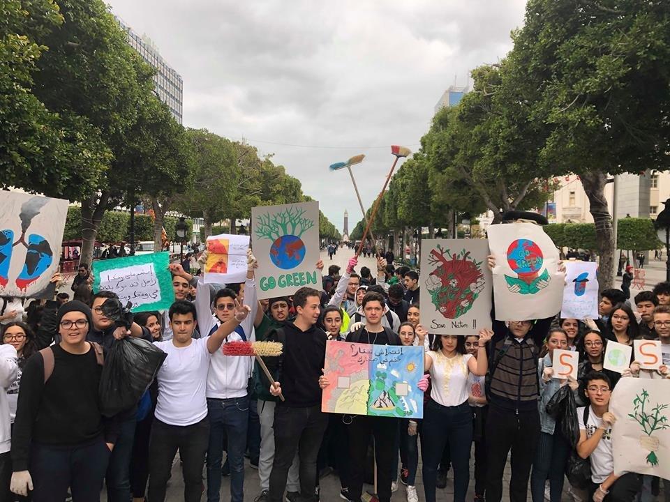 L'ère écologique entre les mains de la jeunesse