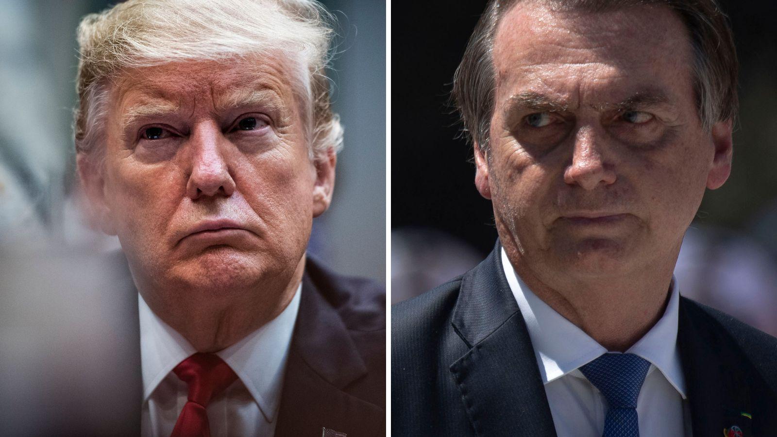 Experten erklären, warum Bolsonaro gefährlicher als Trump