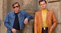 Λεονάρντο ντι Κάπριο και Μπραντ Πιτ στο πρώτο πόστερ της νέας ταινίας του