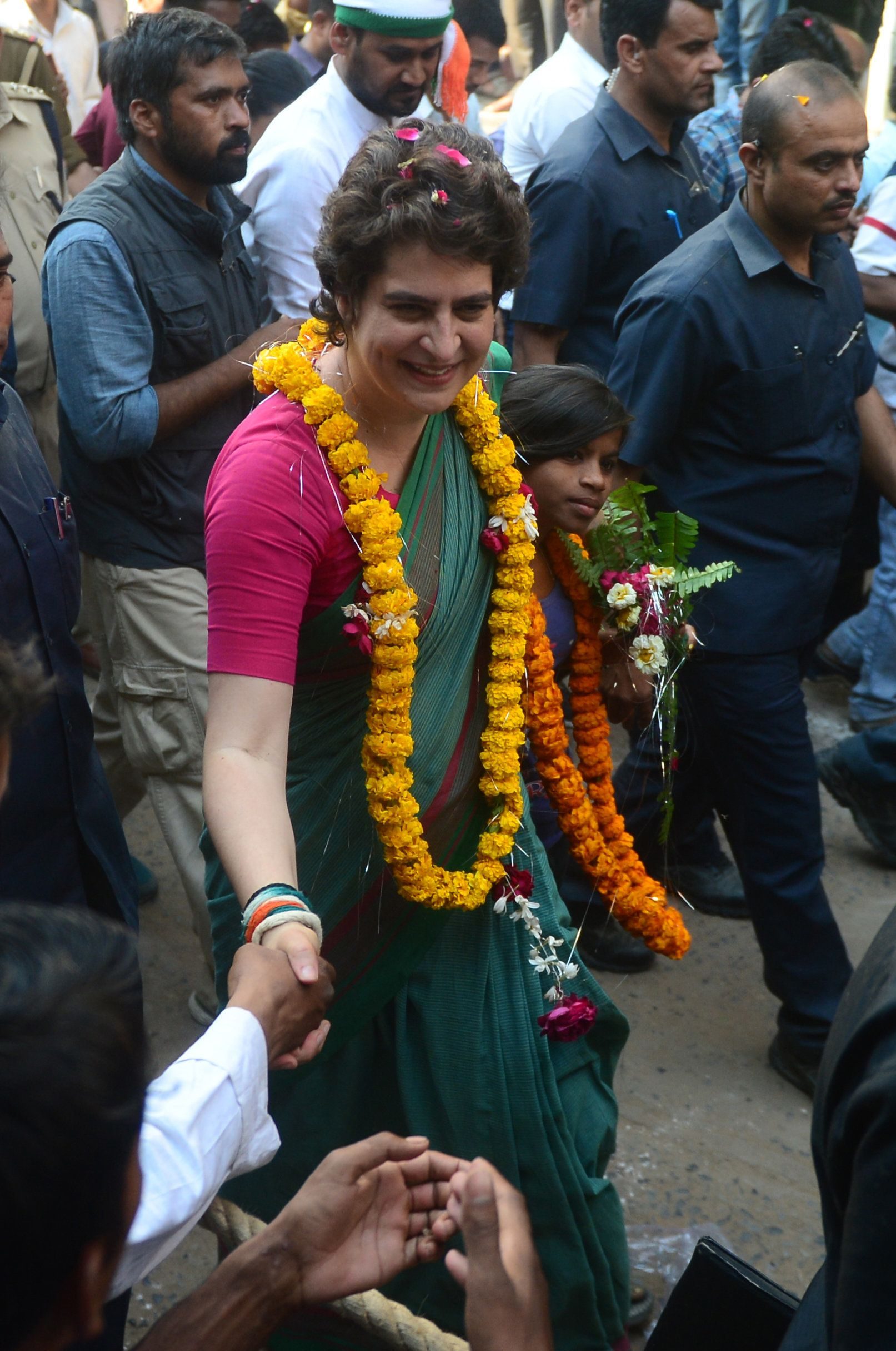 Priyanka Gandhi Says Ground Reality In UP Different To What Yogi Govt Has Been