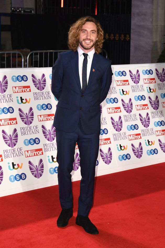 Seann Walsh was also at the centre of the