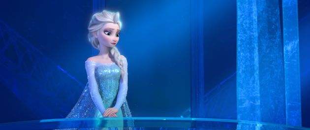 Frozen took the world by