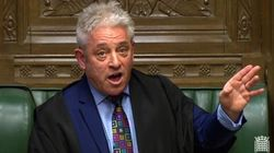 'Christ, He's Done It': How Bercow Lobbed A Hand Grenade Into May's Brexit