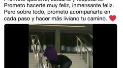 El tierno vídeo entre dos personas mayores que demuestra que el amor es para siempre: arrasa en