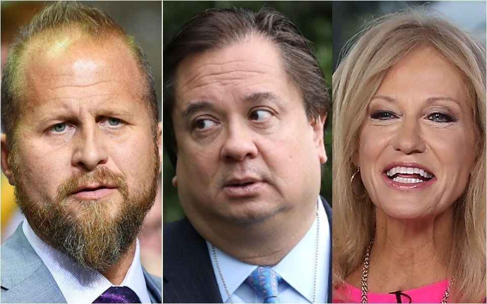 Trump Campaign Manager Unleashes Twitter Attack On 'Jealous' George