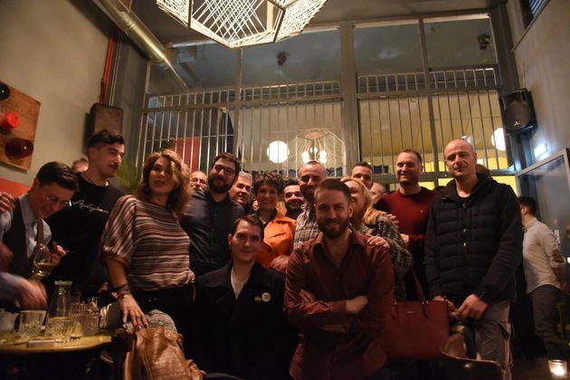 Συνάντηση Νάσου Ηλιόπουλου με την ΛΟΑΤΚΙ κοινότητα: Τιμή μου να τελέσω τον πρώτο γάμο