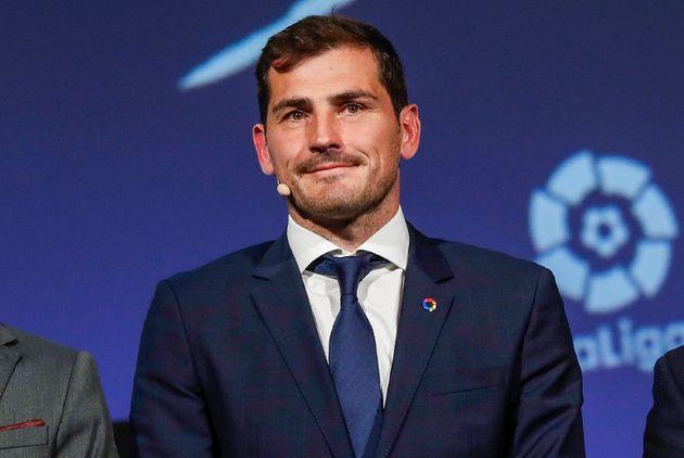 La respuesta de Casillas cuando le preguntan por un posible regreso a la