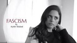 'Fascismo': el perfume que a la ministra de Justicia israelí le huele a