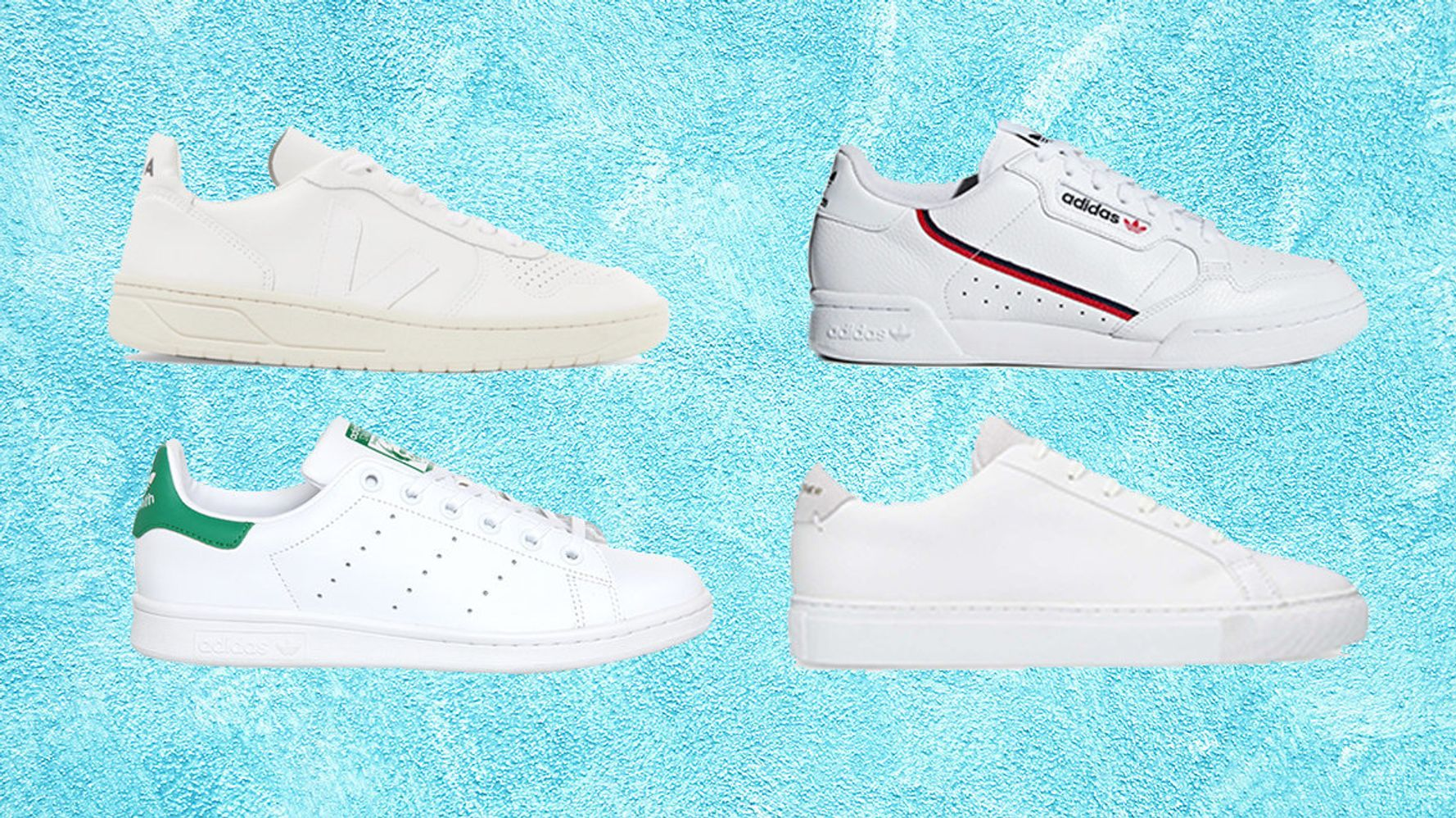 26d0a73876d37 9 Of The Best White Trainers To Help You Step Into Spring   HuffPost ...