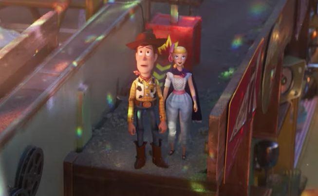 La escena del nuevo tráiler de 'Toy Story 4' que logrará