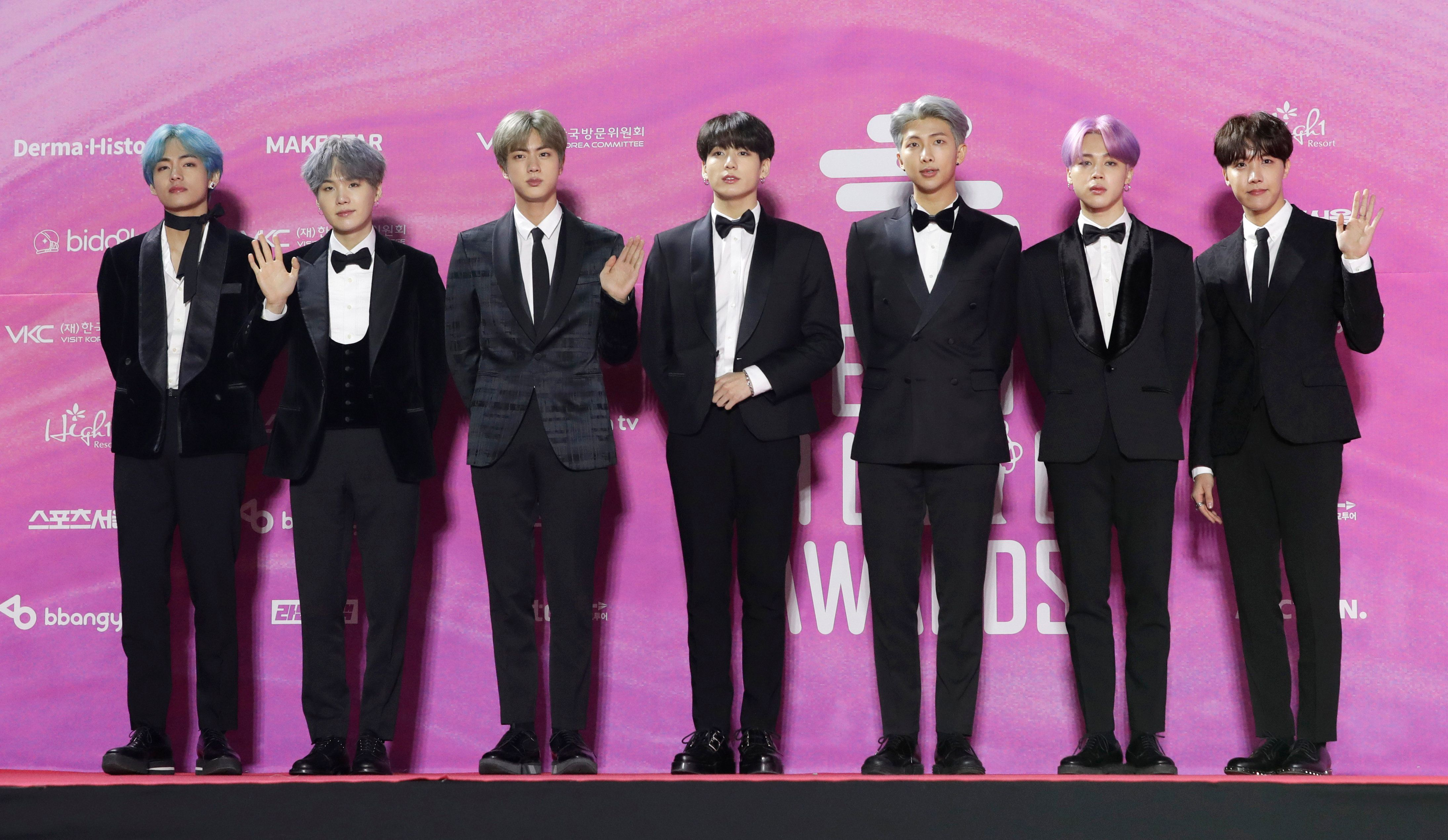 Mattel Is Launching A Line Of BTS Dolls
