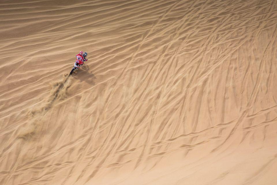 Πολυτίμη Κυριακοπούλου: Η ταχύτητα είναι ίσως η δική μου εκδοχή του «ζην