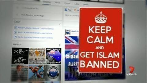 Los memes islamófobos como estos, que aparecieron en Australia en 2015, han ganado peso en todo...