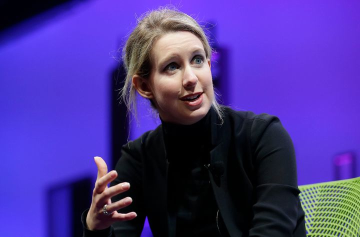 "Former Theranos CEO Elizabeth Holmes, who awaits trial on fraud charges, is the subject of HBO's new documentary ""The Invento"