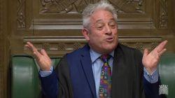 ¿Quién es y por qué grita tanto el presidente del Parlamento