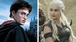 'Harry Potter' y la precuela de 'Juego de Tronos' compartirán un