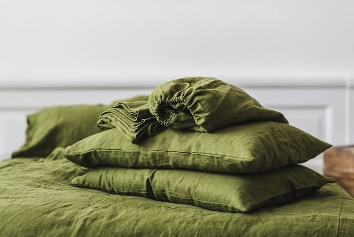 The Best Linen Sheets Target Parachute Brooklinen And More