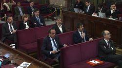 Diario del juicio del 'procés', día 18: bronca sesión con los testigos de la Guardia
