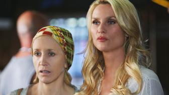 UNITED STATES - FEBRUARY 26:  DESPERATE HOUSEWIVES - 'Look Into Their Eyes and You See What They Know' - Nicole Sheridan takes her final stroll down Wisteria Lane in unforgettable fashion on ABC's 'Desperate Housewives,' SUNDAY, APRIL 19 (9:00-10:01 p.m., ET). As the women look back on Edie's life, Susan recalls their first meeting, Lynette reflects on a memorable night out, Bree is reminded of the thoughtfulness she bestowed upon Orson, and Gaby remembers fondly a night of friendly competition.  (Photo by Danny Feld/ABC via Getty Images)
