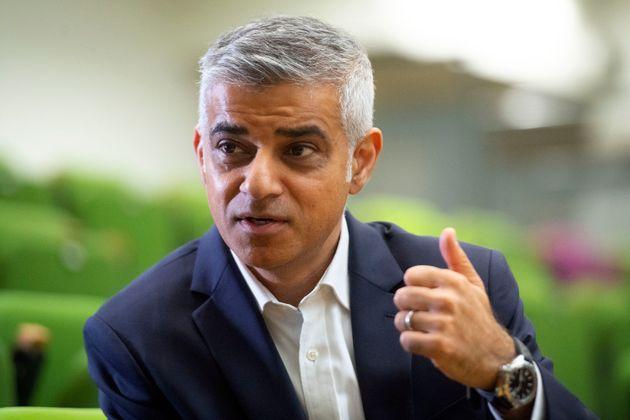 London Mayor Sadiq