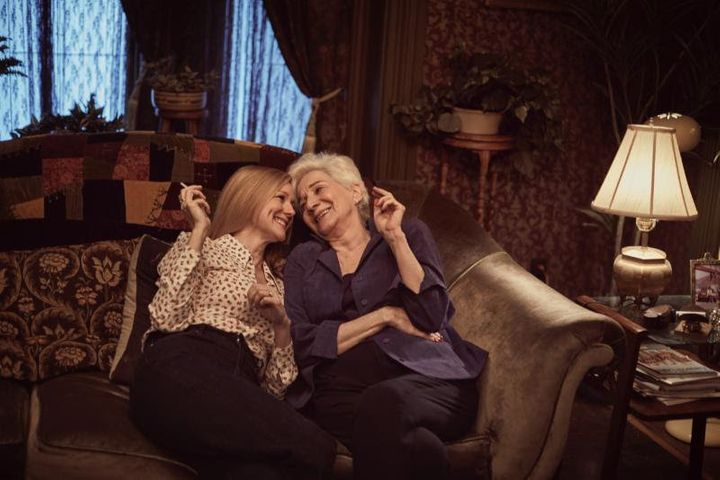 Linney and Olympia Dukakis are reprising their roles as Mary Ann Singleton and Anna Madrigal, respectively, from PBS' 19