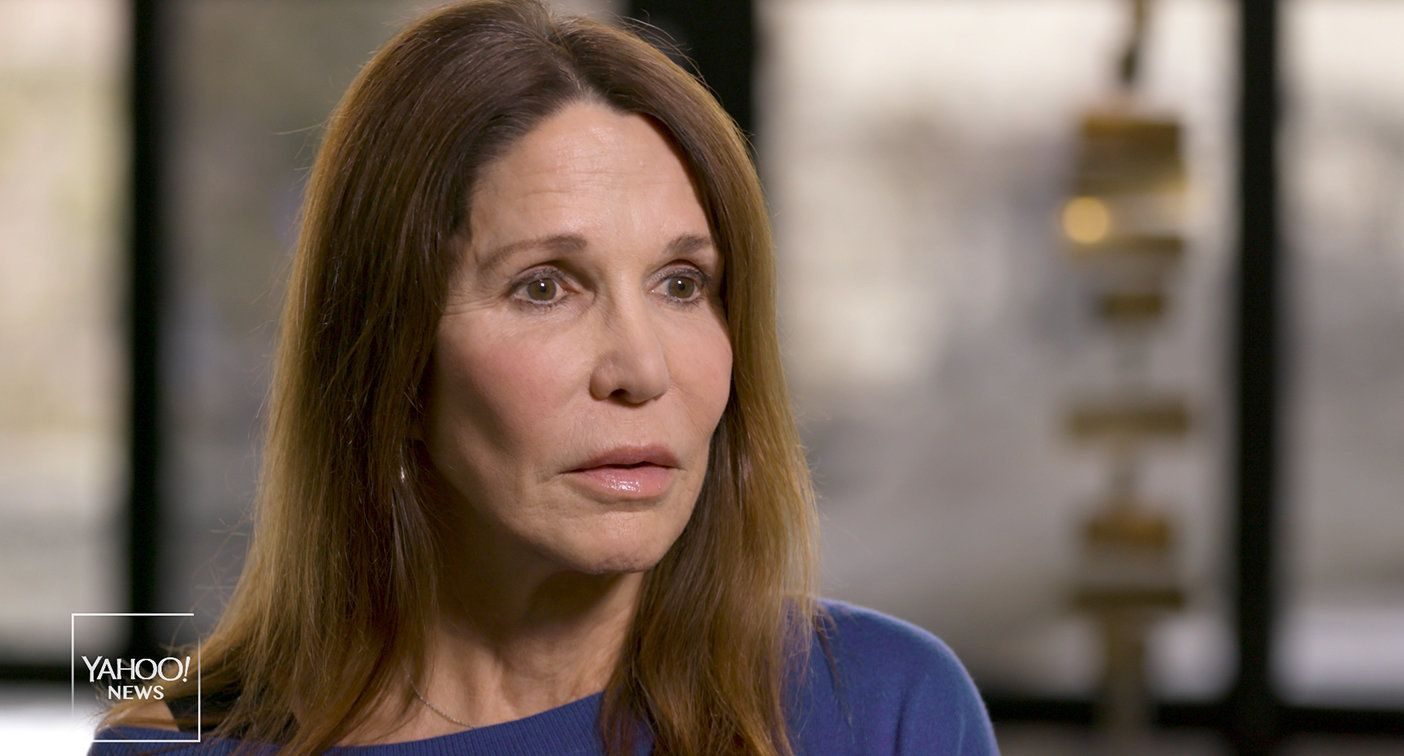 "• Patti Davis did not mince words when asked about the current state of the GOP and Trump's America.  • The author told Yahoo News' 'Through Her Eyes' that ""there's no resemblance to the Republican Party of my father's time."""