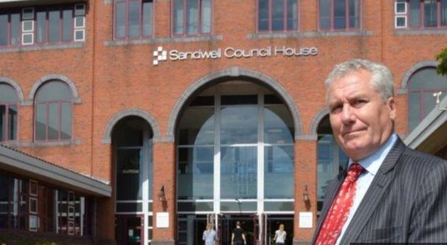 Former Sandwell Labour leader Steve