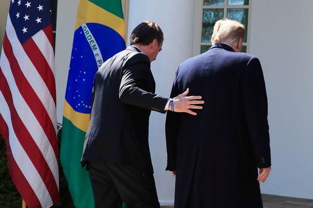 OCDE, Otan, Alcântara e vistos: Um balanço da visita de Bolsonaro a