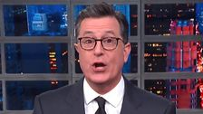 Stephen Colbert Finds A NSFW