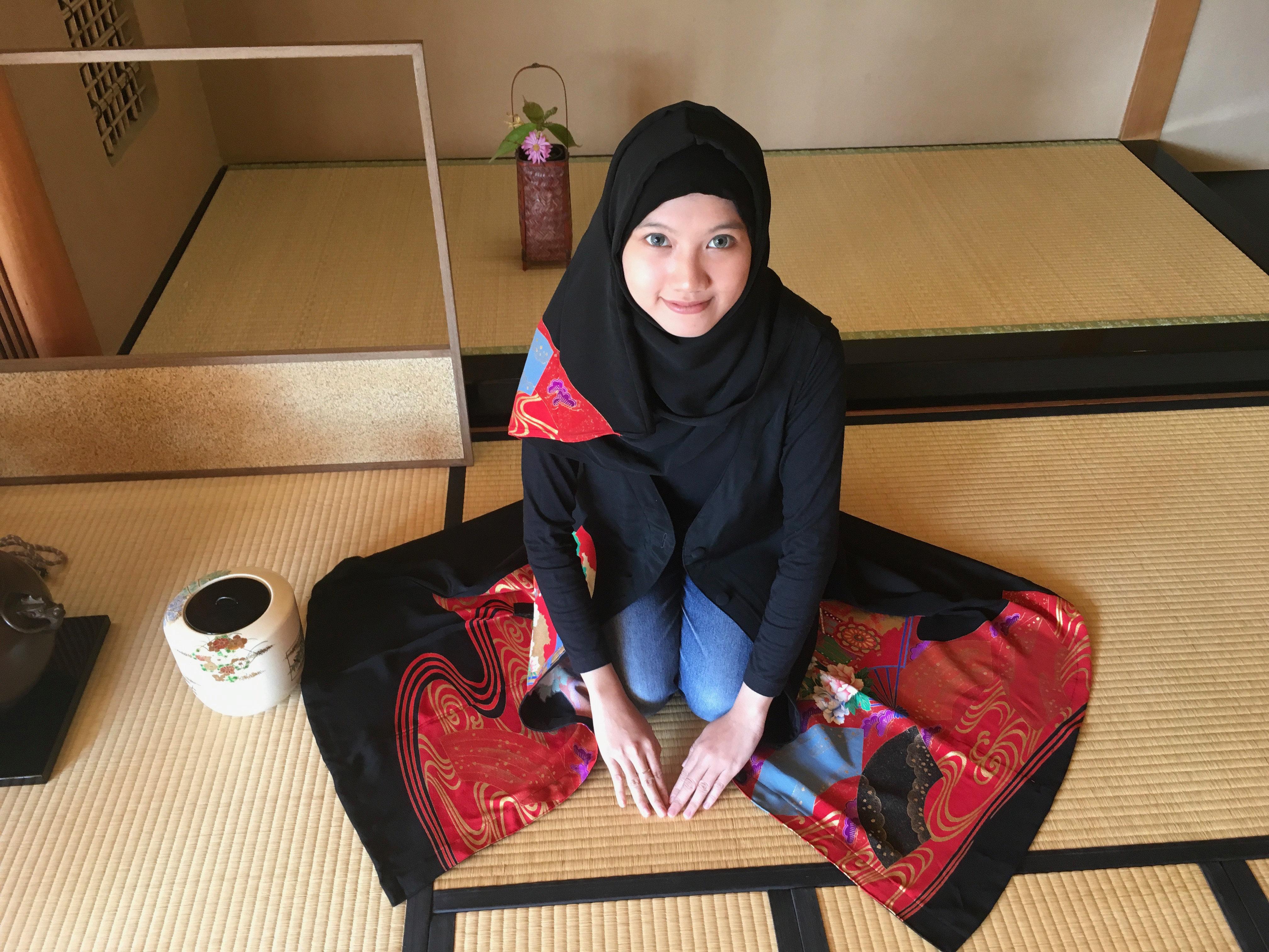 ムスリムファッションを福島から世界へ。