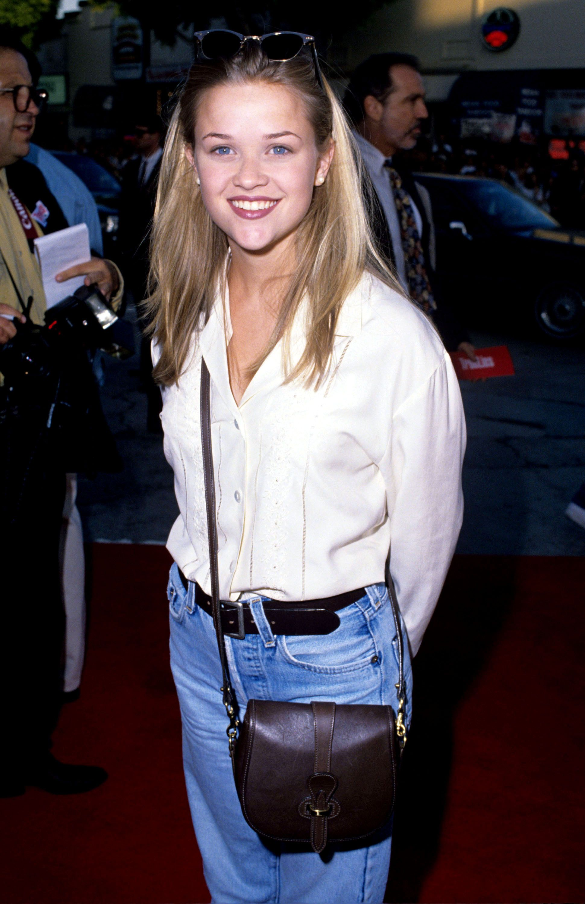 Reese Witherspoon's Most Totally '90s Fashion Moments, Like,