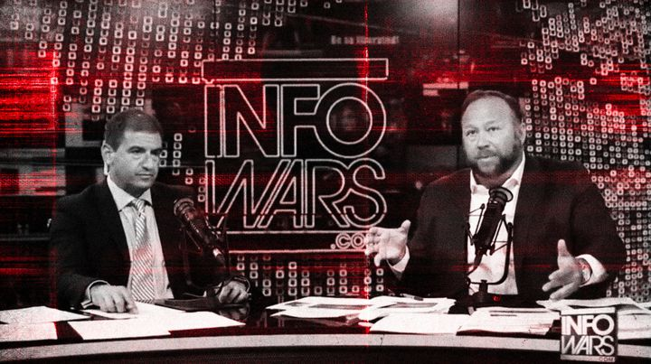 Lawyer Marc Randazza regularly appears on Alex Jones' Infowars. But he will not be appearing in court to represent Jones.