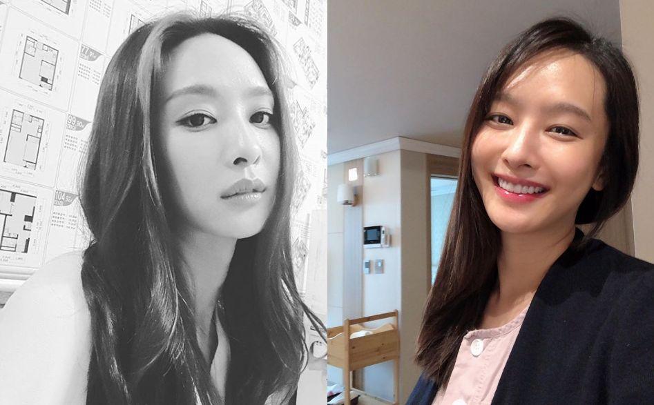 '출산 11일차' 쥬얼리 출신 박정아가 근황을