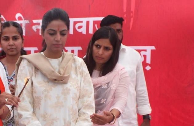Rajasthan Congress MLA Made Sarpanch Sit On Floor, Asked To
