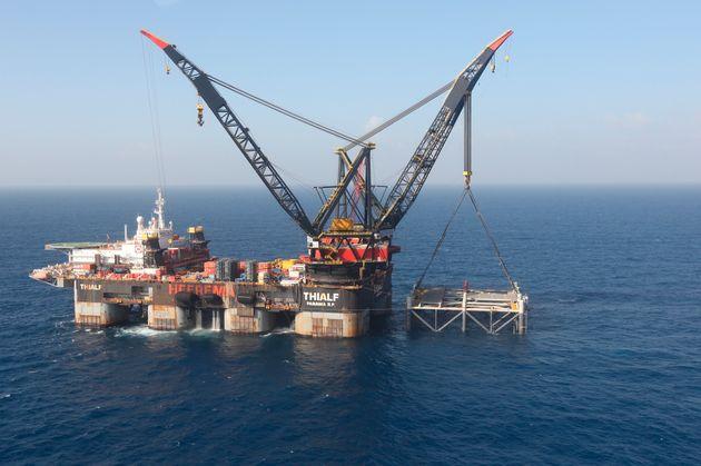 Διακυβερνητική συμφωνία για τον αγωγό East-Med στα