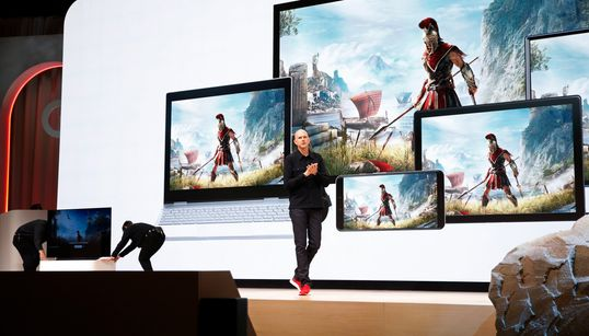 Stadia: Browser-based υπηρεσία βιντεοπαιχνιδιών από τη