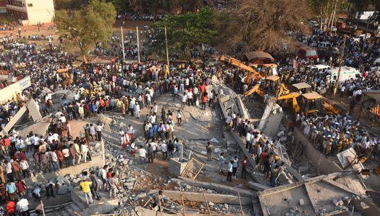 5 Dead In Dharwad Building Collapse In Karnataka, 55