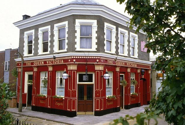 EastEnders' iconic Queen Vic
