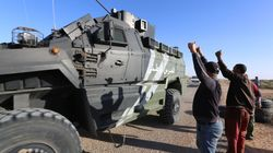 Kasserine: Trois terroristes tués à Jebal