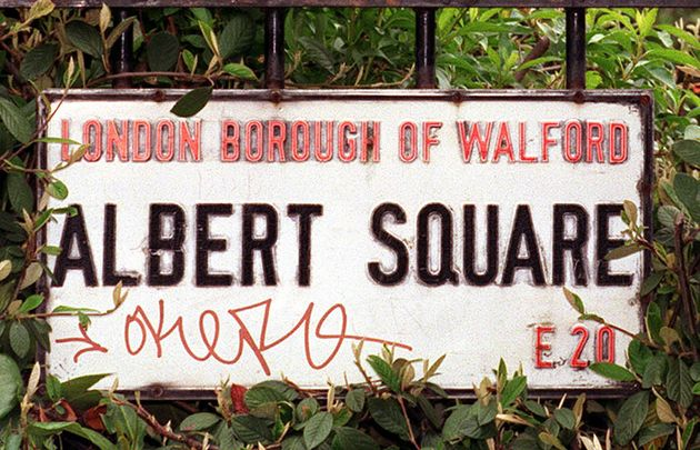 The new look Walford has been a long time in the
