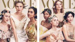 Vogue: Η πολυπολιτισμικότητα στο εξώφυλλο του διπλού