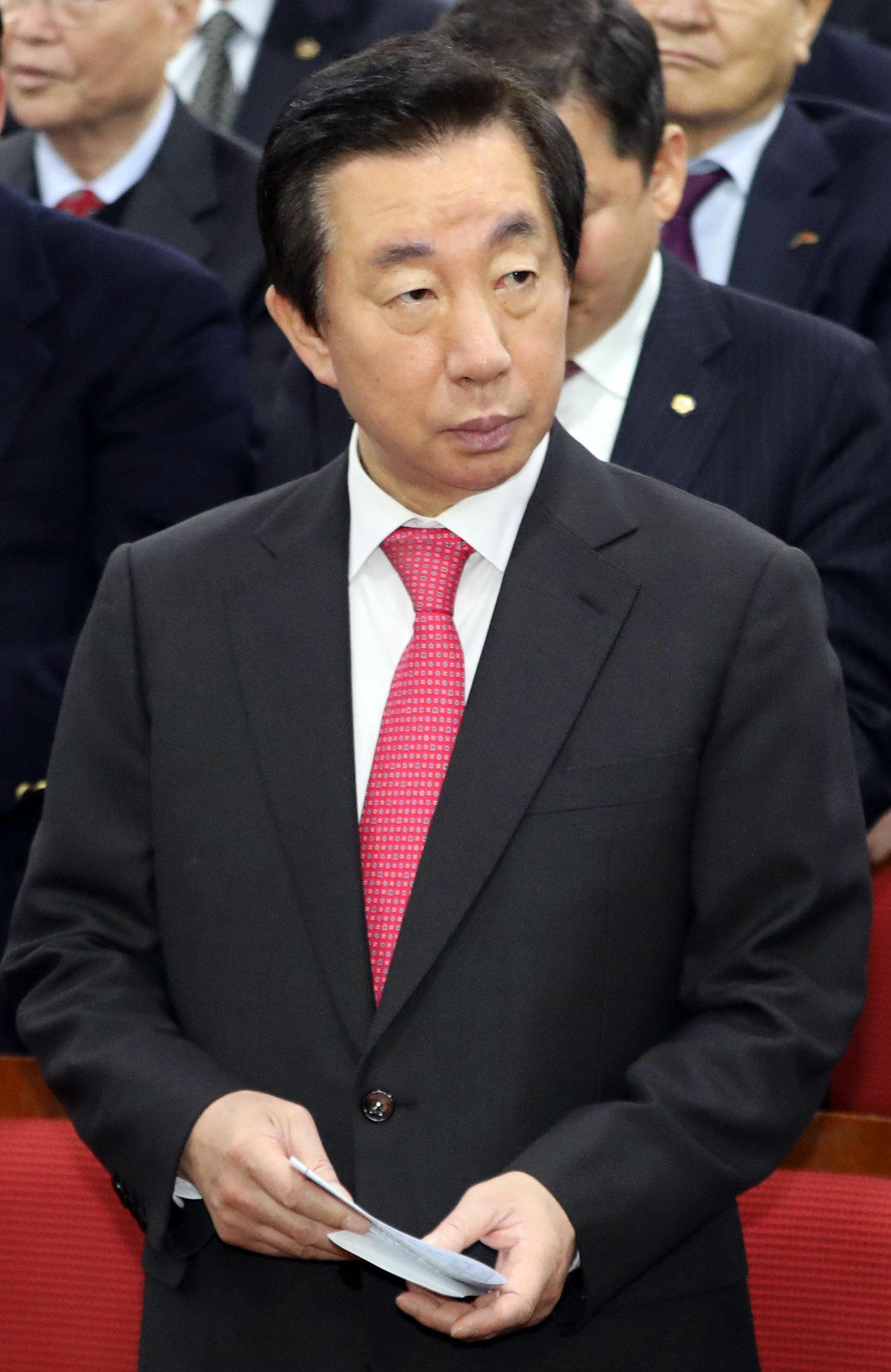 김성태 자유한국당 의원,