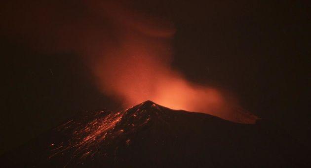 Μεξικό: Οι εντυπωσιακές εικόνες από την έκρηξη του ηφαιστείου