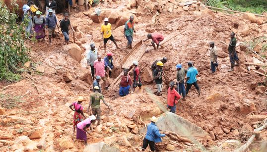 ΟΗΕ: Μια από τις χειρότερες καιρικές καταστροφές στην ιστορία του νοτίου ημισφαιρίου ο κυκλώνας