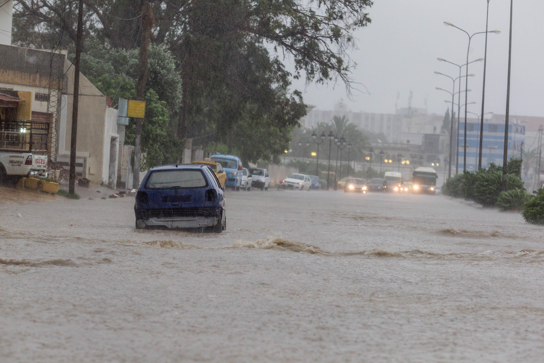 Météo: Alerte contre la chute des pluies et de neiges dans 12
