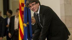 El TC mantiene la suspensión de Puigdemont como diputado por su