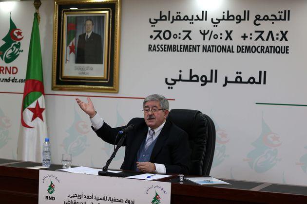 Ouyahia: