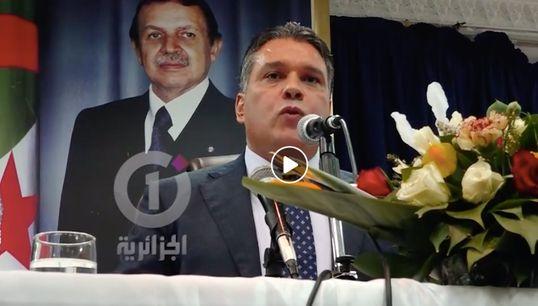 """Moued Bouchareb: """"Le FLN soutient le hirak populaire"""" et la """"feuille de route"""" de"""
